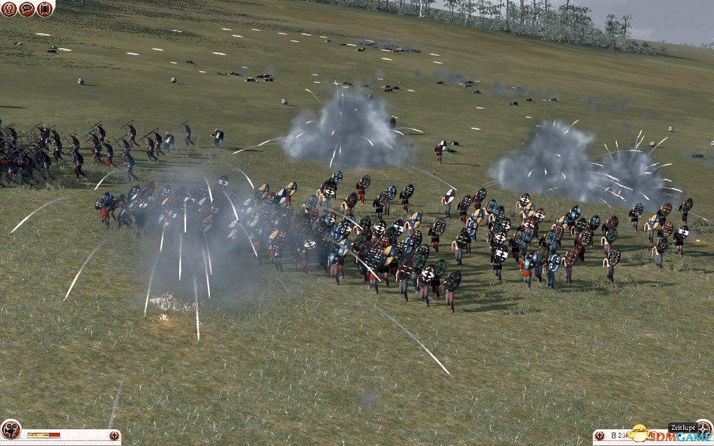 罗马2全面战争斯巴达_罗马全面战争加人口
