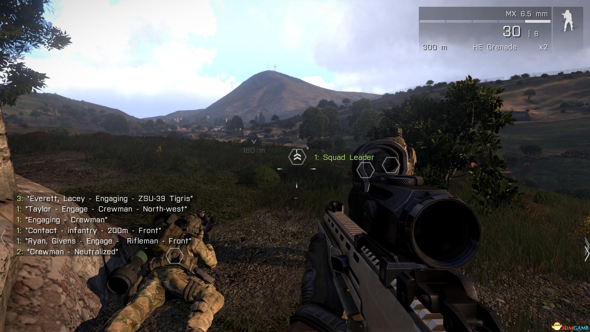 武装突袭3正式版游戏截图抢先分享