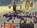 罗马2:全面战争 联机群战视频解说 法老之怒-第一集:马失前足