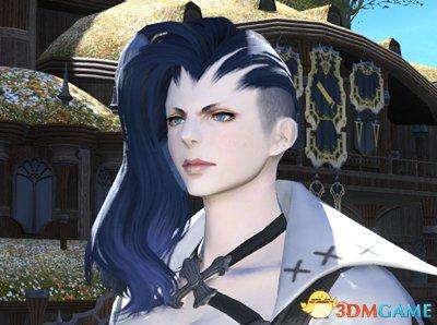 洗剪吹效果 《最终幻想14:重生国度》推出新发型