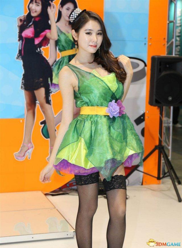 人造美女也有看点!韩国ShowGirl终极写真欣赏