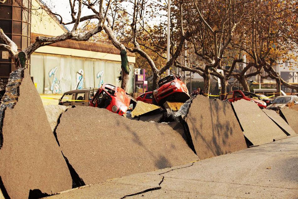 黄潍输油管线_青岛黄岛爆炸事故已致35死166伤 原因已初步查明_第2页_www.3dmgame.com