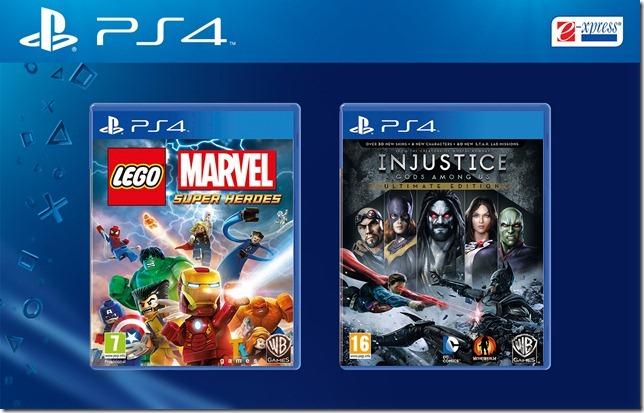 Ps4 Games Rated E : 国外游戏零售商e xpress公布华纳兄弟 款游戏售价 dmgame
