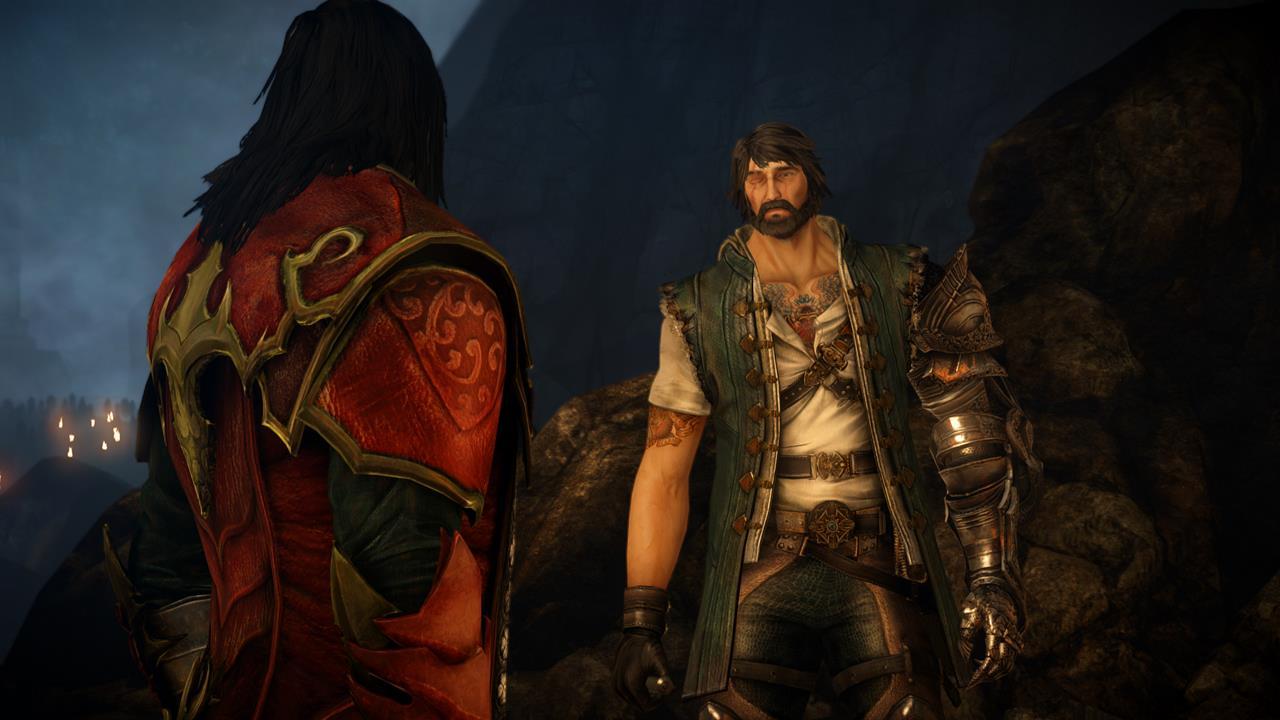 《恶魔城:暗影之王2》新截图及设定内容放出