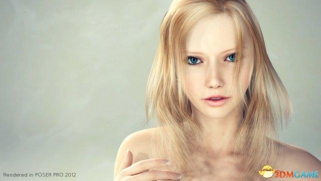 艺术大湿3d美女cg美图赏