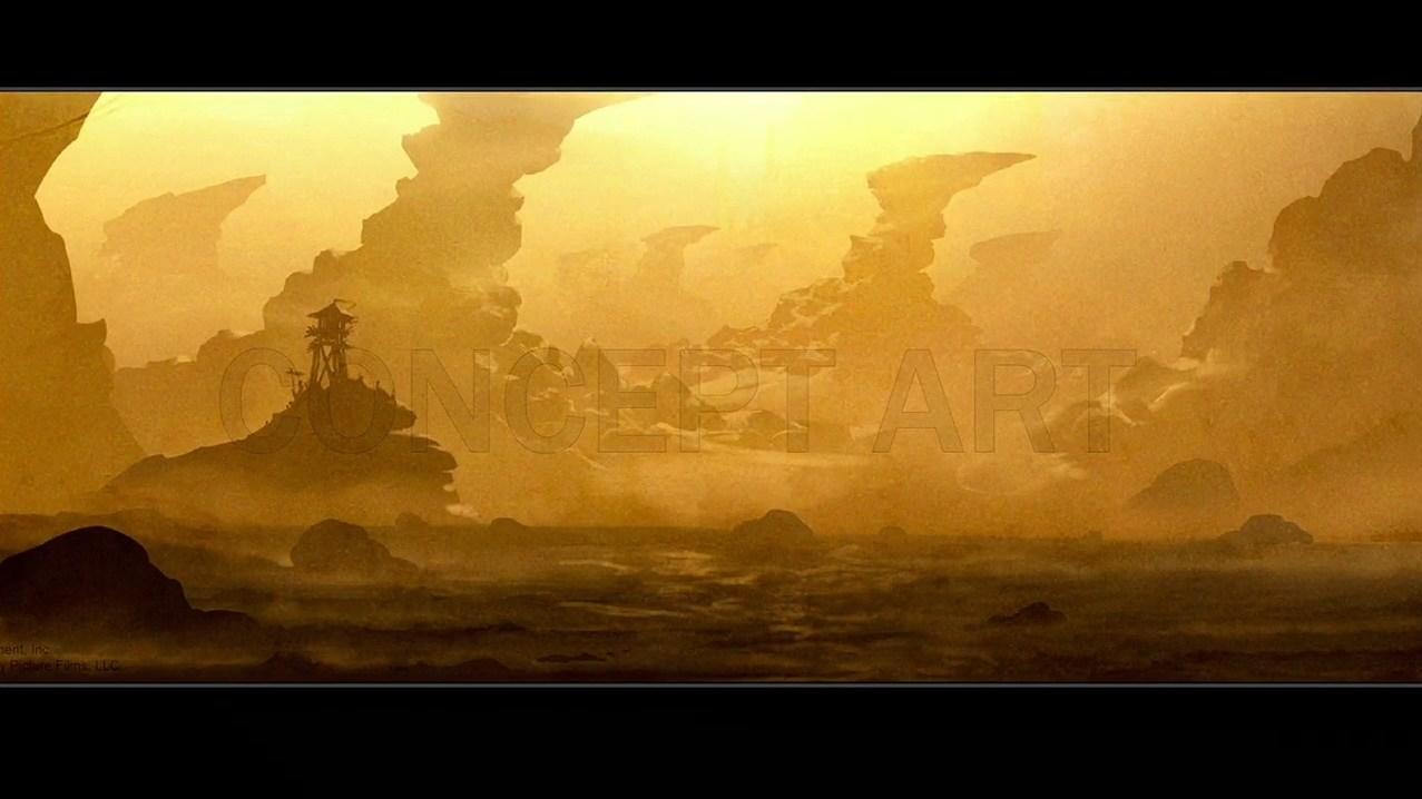 艾泽拉斯传奇将启 魔兽世界 电影今日开机