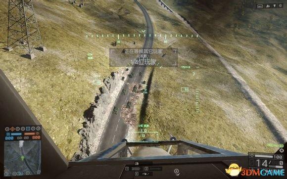 戰地風雲4直升機基本操作詳細圖文教程怎麼操作直升機