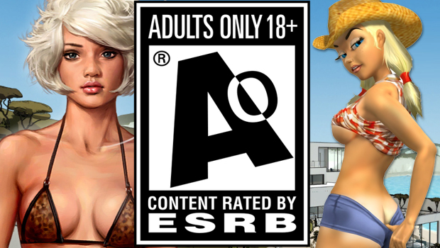 Adult games for play station 2