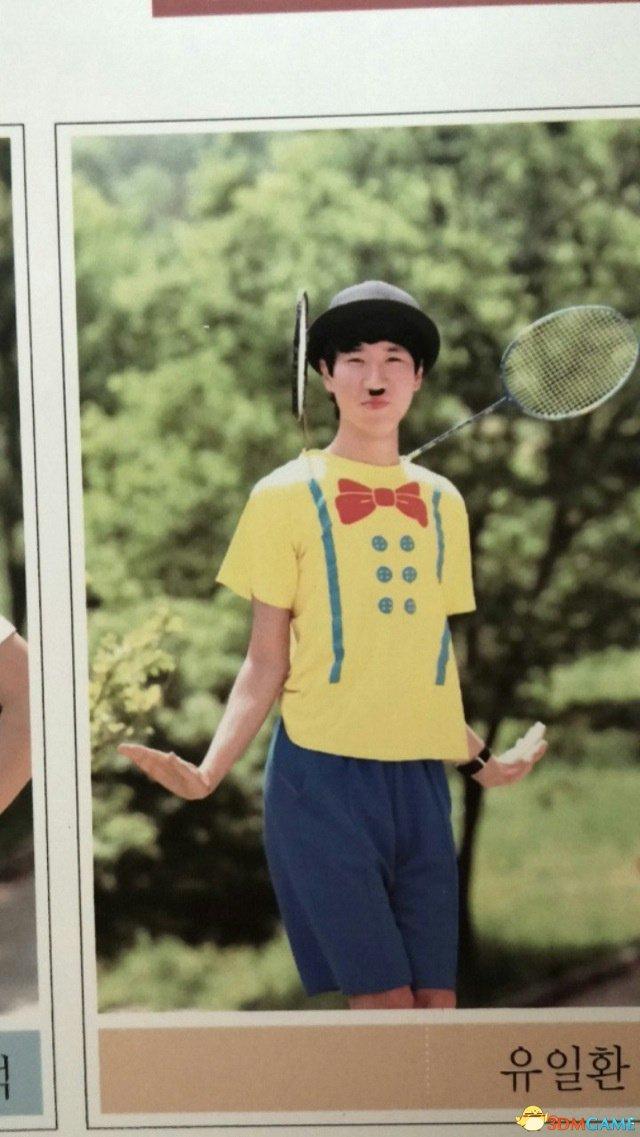 韩国也有熊孩子!充满想象力的搞笑毕业照合集