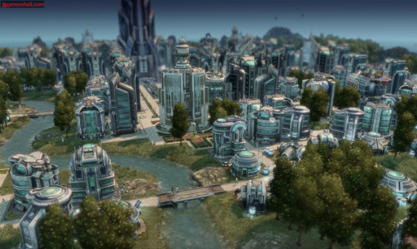 纪元2070:深海 游戏截图