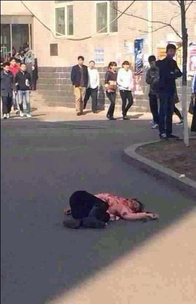暧昧的短信_教师成为凶手?沈阳大学校1名女生被刺10余刀身亡_www.3dmgame.com