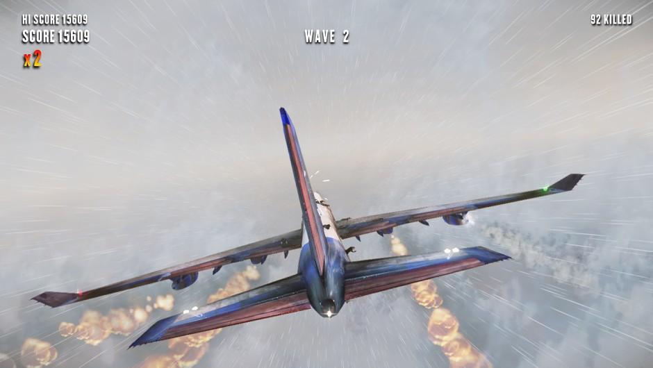 单机游戏大全 模拟经营(sim) 飞机上的僵尸 飞机上的僵尸截图壁纸
