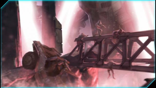 光环斯巴达突袭 第四章 良机行动 图文攻略