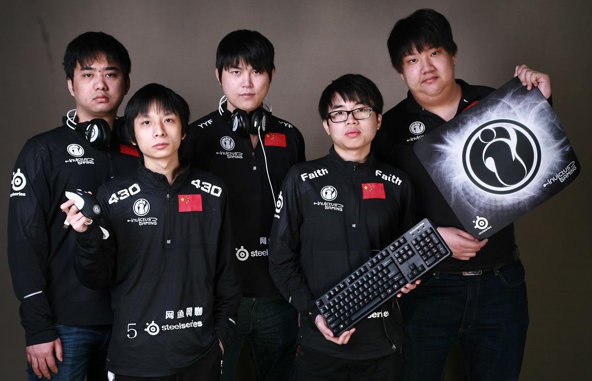 Image result for IG战队
