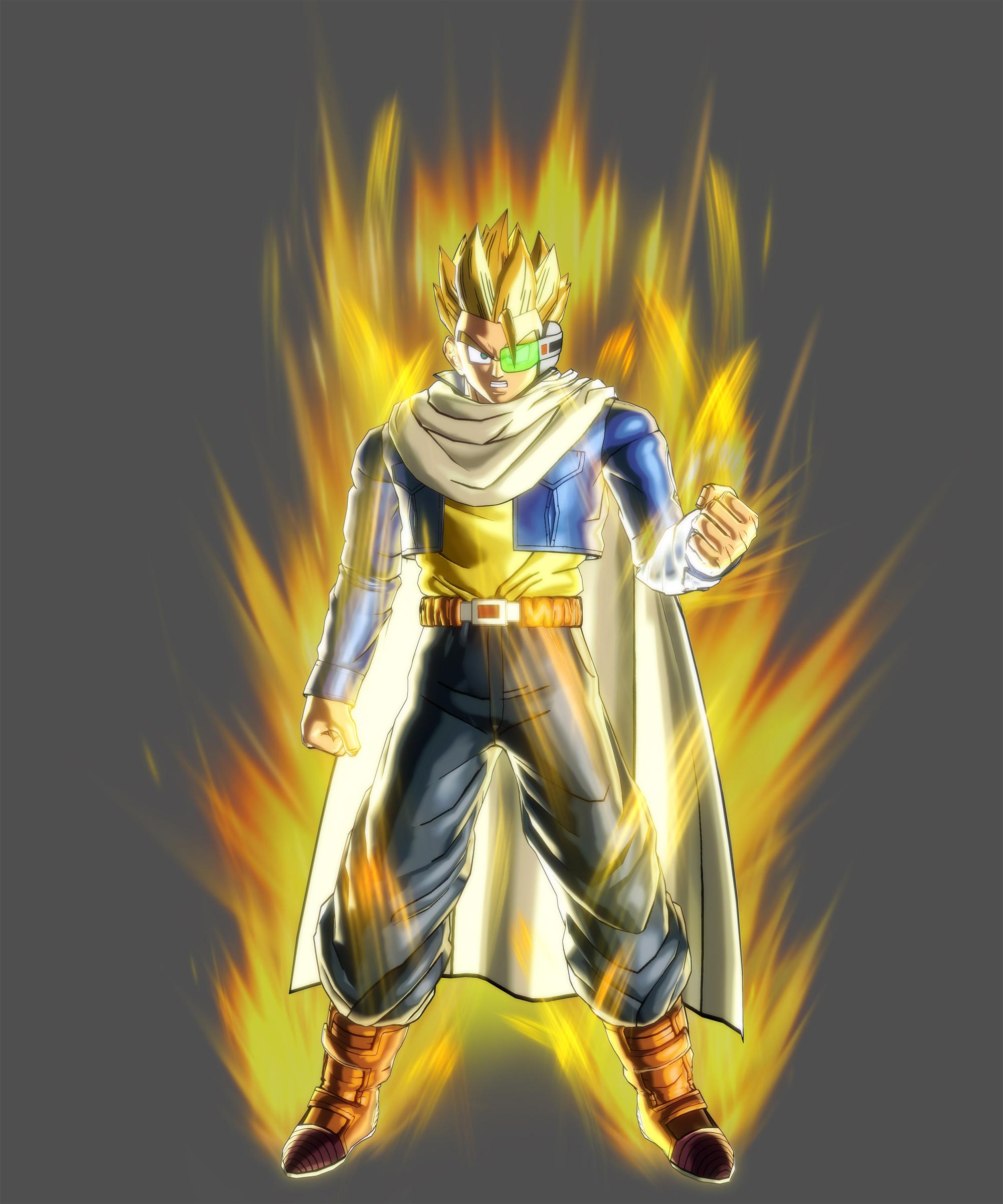 悟空超级赛亚人1到10_《龙珠:超宇宙》神秘未来战士可变身超级赛亚人_第2页_www.3dmgame.com