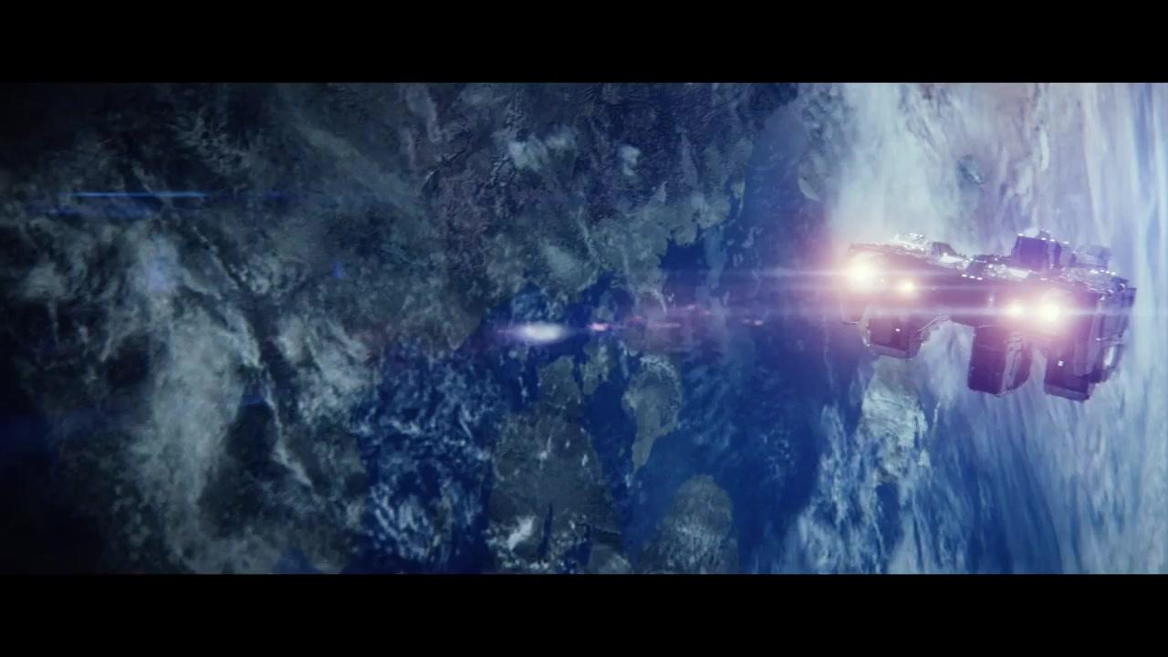 光晕2视频_《光晕2:周年纪念版》新视频展示重制过场动画