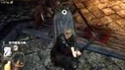 黑暗之魂2:失落皇冠DLC 隐藏剧情流程解说视频-第1集