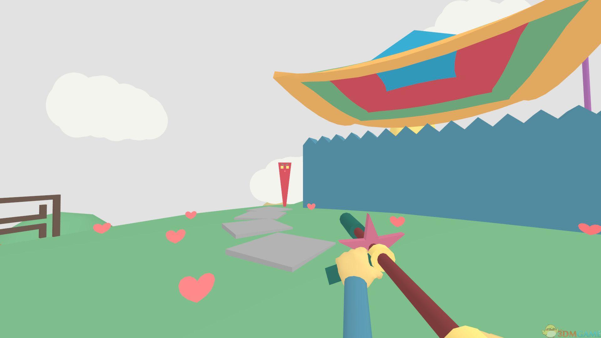 可爱星球截图_可爱星球壁纸_人设_logo_原画_3DMGAME单机游戏 www.3dmgame.com