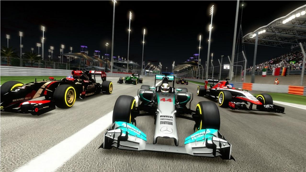tgs 2014:《f1 2014》新截图及新加坡赛道视频图片
