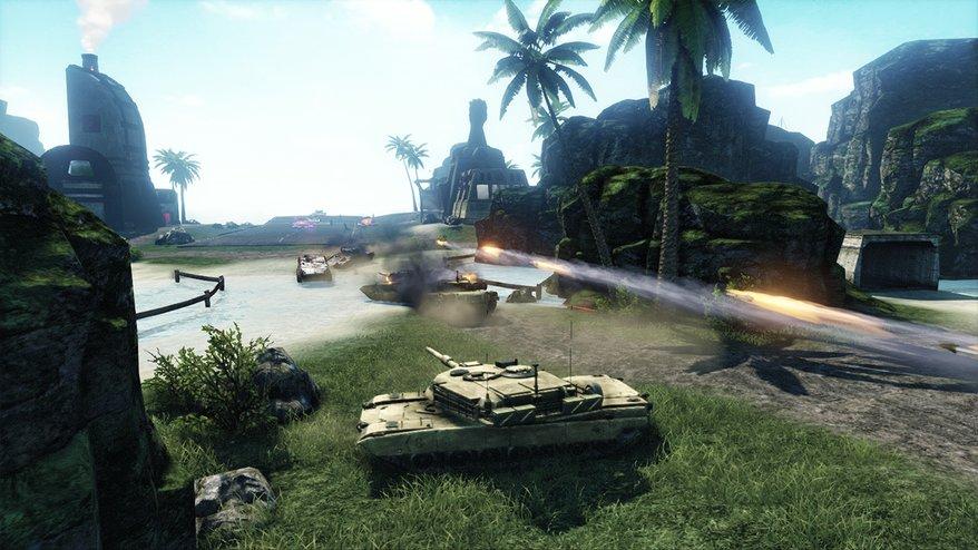命令与征服粉丝自制游戏《变节者x》进入第三次测试