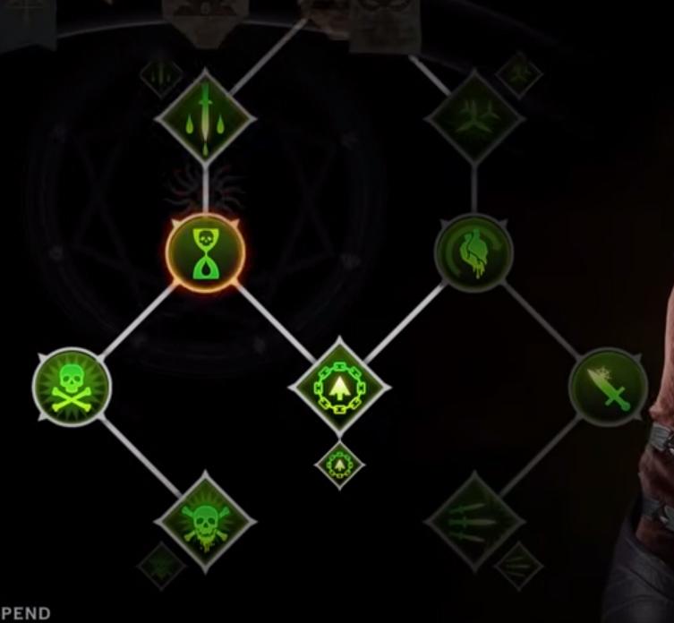 纷繁复杂!《龙腾世纪3:审判》各职业技能树公布