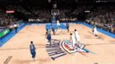NBA 2K15 MC模式全流程超长解说视频 教练我想打篮球-10天短约上