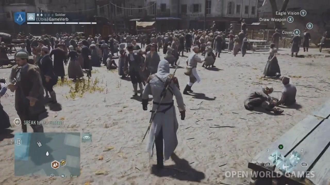 《刺客信条:大革命》游戏视频