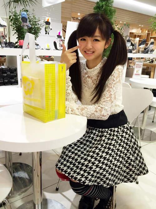 日本小学女生_日本13岁名模走红!小学女生里神一般的时尚教主_第4页_www.3dmgame.com