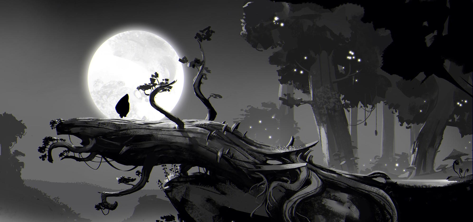 超美pc新作《奥日与黑暗森林》跳票至2015年初图片