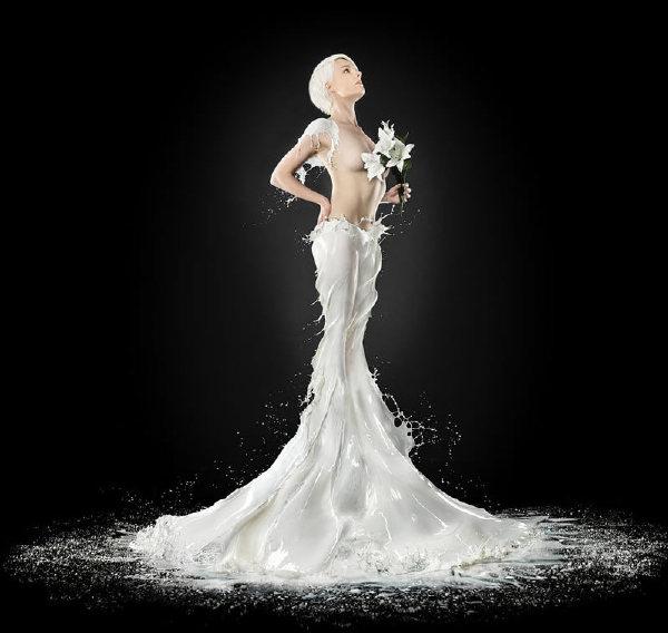 牛奶泼身女郎下载_2015牛奶泼身女郎高速摄影写真赏性感吸睛速围观_第8页_www.3dmgame.com
