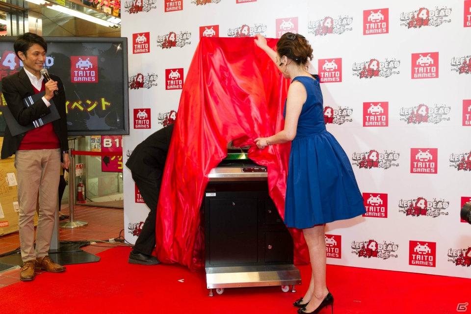《求生之路生存者》街机版日本上线