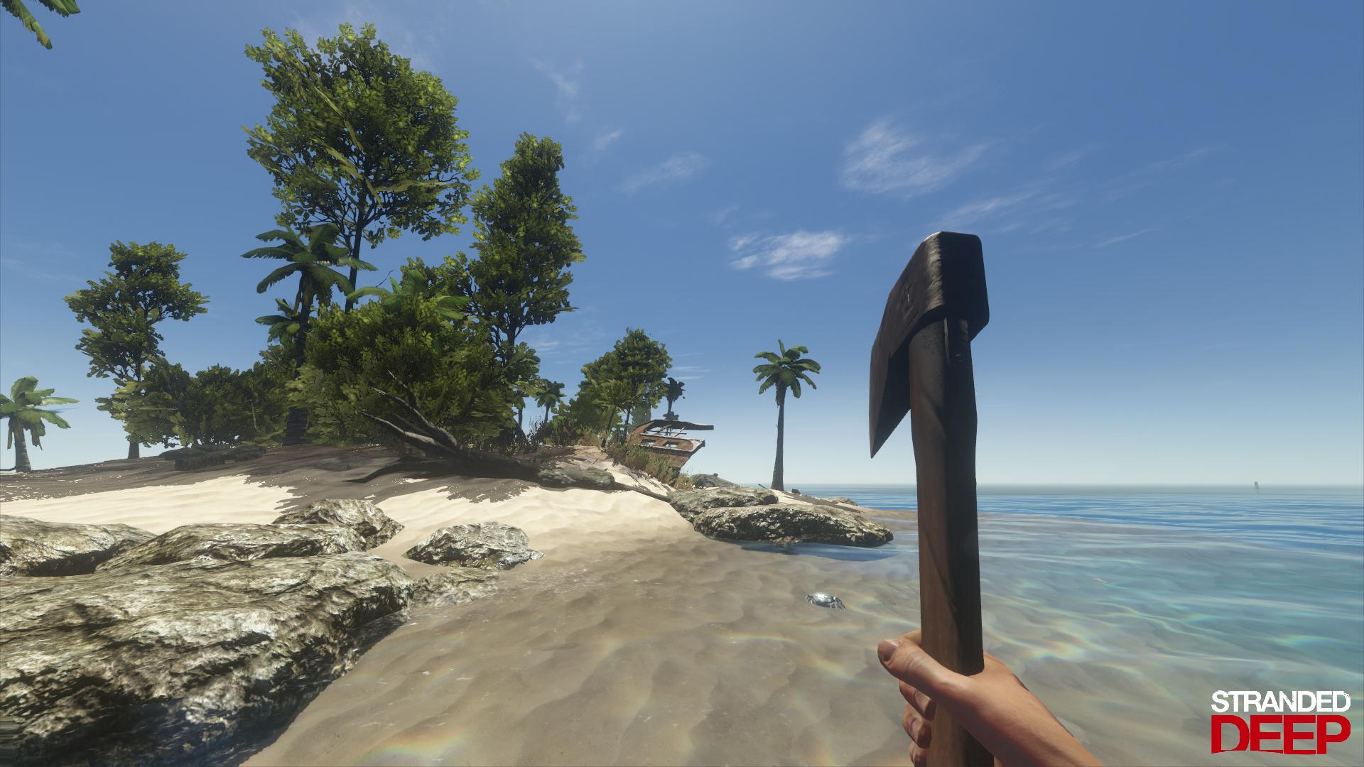 荒岛求生截图_荒岛求生壁纸