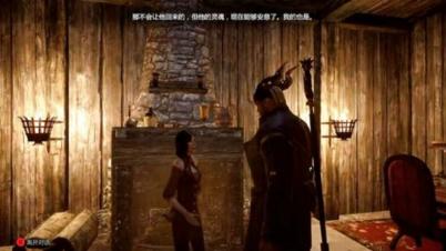 龙腾世纪3:审判 PC版中文流程解说视频 奎因近战法师-第3期