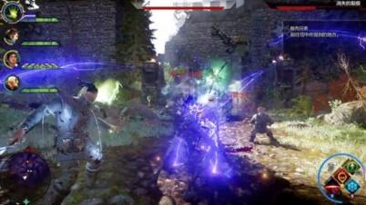 龙腾世纪3:审判 PC版中文流程解说视频 奎因近战法师-第4期