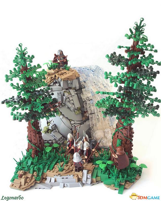 铁匠木盆景图片