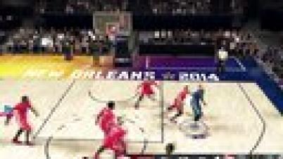 NBA 2K15 东西全明星对抗赛解说视频-NBA 2K15 东西全明星对抗赛解说视频