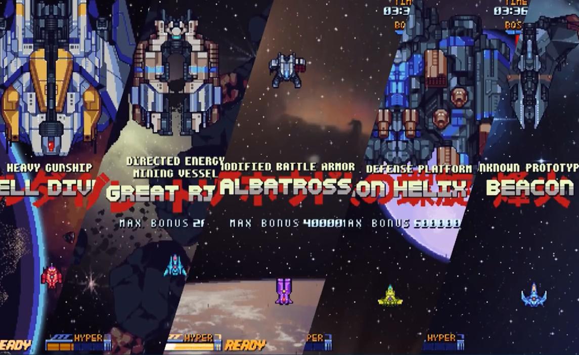 游戏开发商New Blood Interactive今日宣布复古风太空射击游戏《超银河战队》(Super Galaxy Squadron)正式发售,已登陆Steam。 《超银河战队》共有14款可用飞船以及6大关卡,设有不同的敌人和boss,各关卡随机播放复古风格的背景音乐。 游戏还设有无尽模式,并支持完全手柄操控。 为庆祝发售,New Blood Interactive放出了一段官方预告视频。    更多精彩尽在 超银河战队专题: