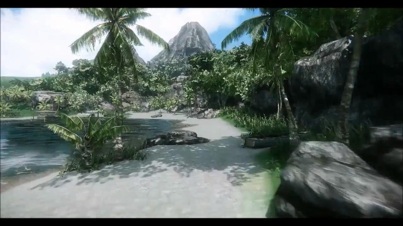 """YouTube用户'C. Spannerz'正在使用CE3引擎重制第一代《孤岛惊魂》游戏经典地图""""Fort""""。下面是他发布的两个漫游视频,需要说明的是视频中展示的内容还在早期制作期,相信等项目完成后,效果要比现在的好很多。 众所周知,《孤岛惊魂》游戏第一代正是由CE引擎的开发商Crytek采用第一代CE引擎制作,游戏于2004年发售。如今十多年过去了,国外这名玩家正在尝试使用新版的CE3引擎进行重制。虽然是老游戏,不过在现代引擎的渲染技术下,游戏画面依然很棒"""