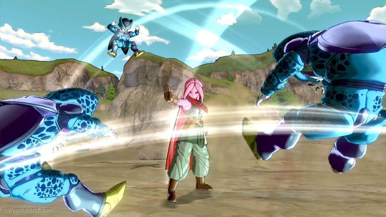 龙珠:超宇宙专区_游戏截图_3dmgame