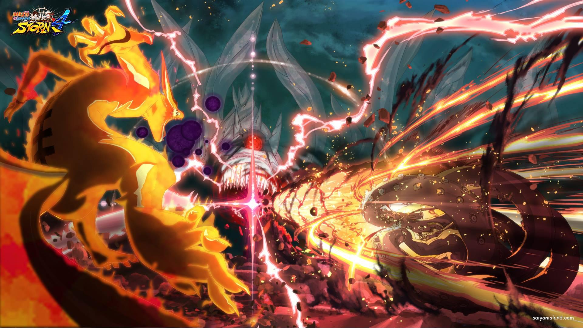 Ninja Vs Samurai Fight 《火影忍者:究�...