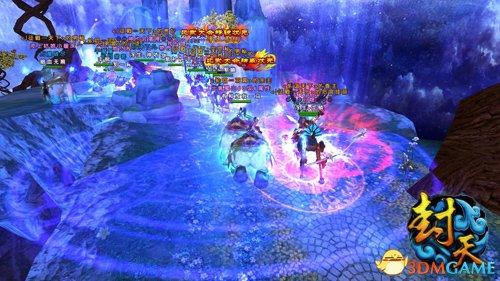 ...诛仙剑阵副本是玩家们每天都可以单独或组队前去挑战的副本...