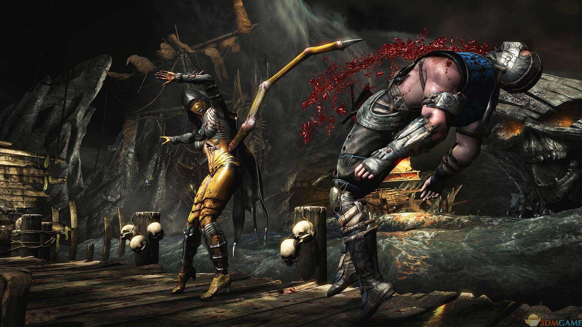 真人快打X/Mortal Kombat X