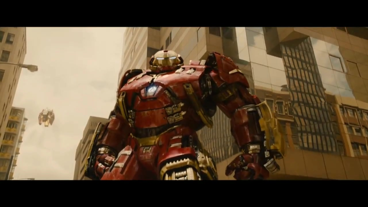 巨人大战钢铁侠_《复仇者联盟2》最新片花曝光 钢铁侠大战绿巨人
