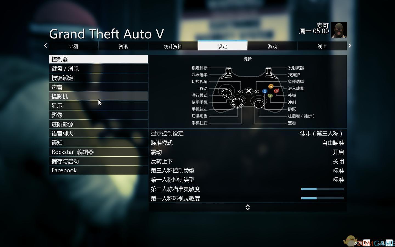 【BT/多网盘】《侠盗猎车5》3DM简体中文免安装版[65G](集成R组补丁与v1.36升级)