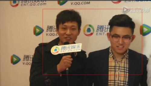 路人与明星勾肩搭背北京电影节蹭红毯被警方调查图片