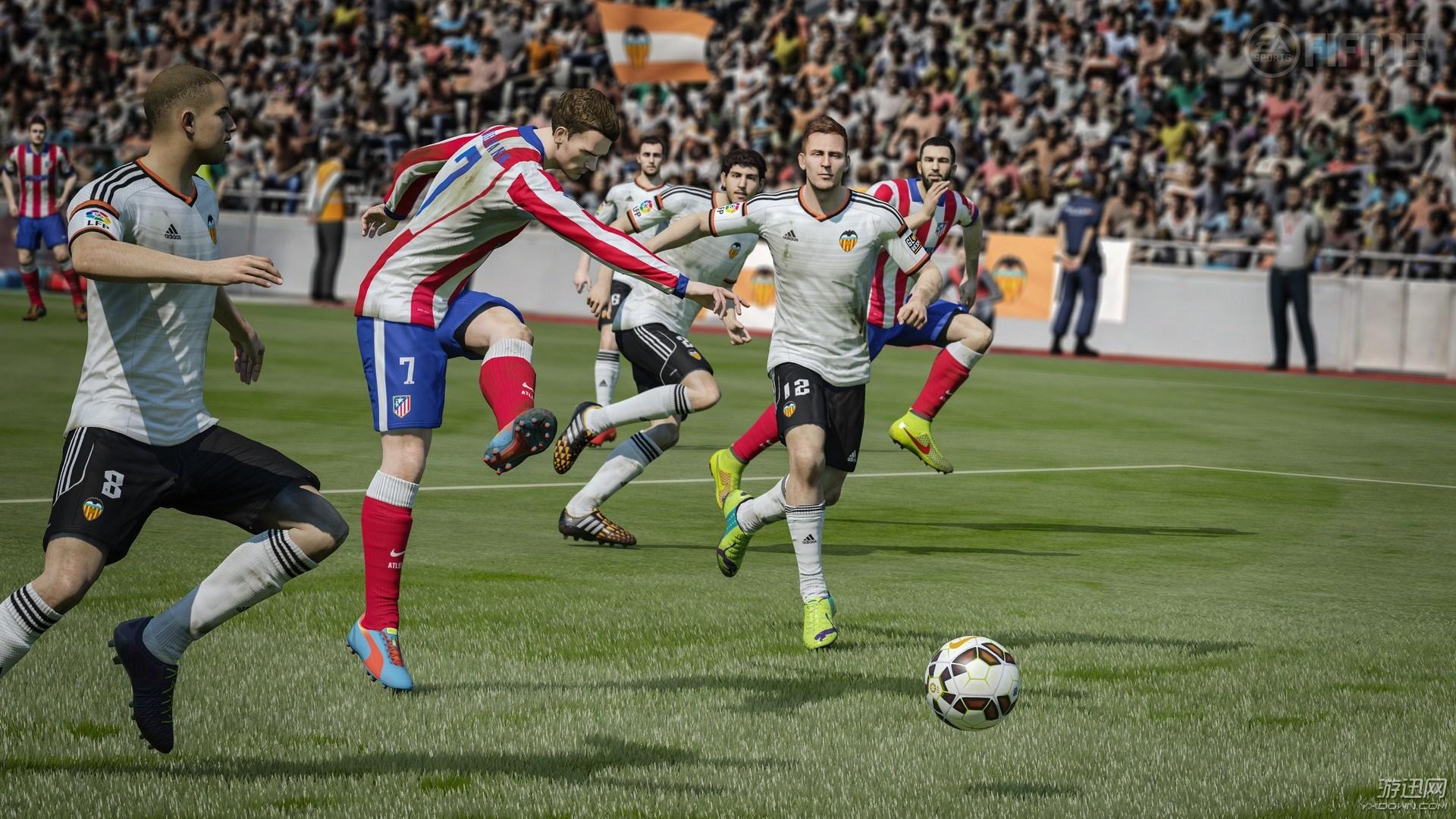 任意球_fifa 15 插花直接任意球教程 如何玩插花直接任意球