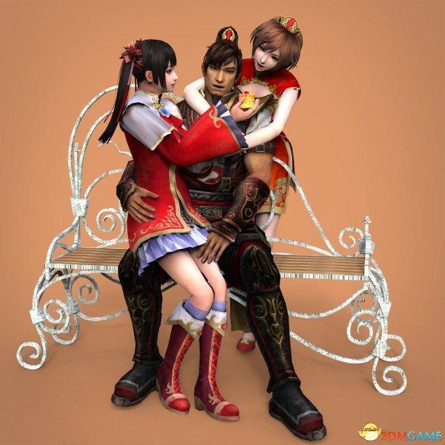 http://www.3dmgame.com/games/shinsangokumusou7