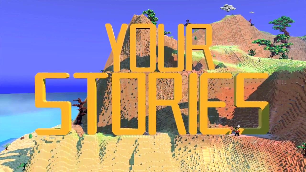 积木版我的世界 《乐高世界》首支游戏预告片欣赏