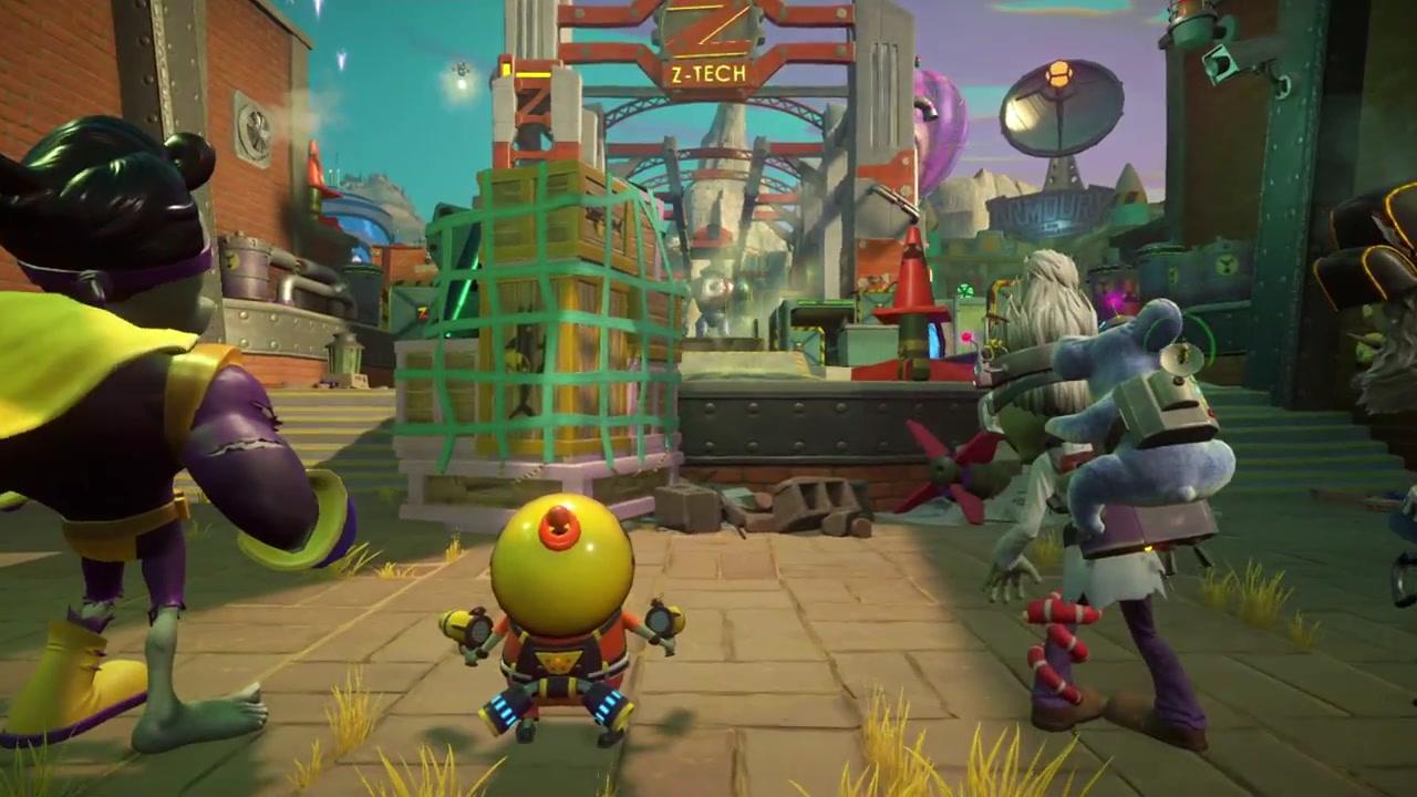 游戏资讯_E3 2015:《植物大战僵尸:花园战争2》首曝演示_第2页_www.3dmgame.com