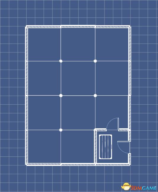 方舟:分享设计房屋图纸进化住宅生存设计plc符号图纸图片